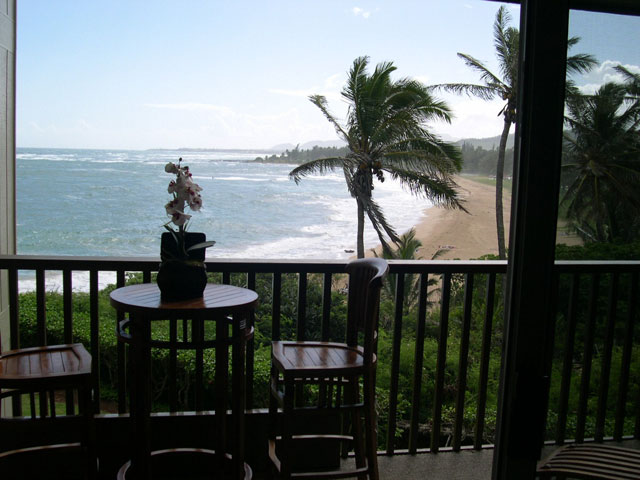 205 room in Wailua Bay