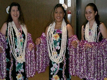 Traditional hawaii lei greeting m4hsunfo